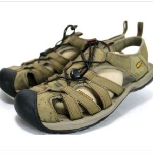 KEEN Sandal Men's Waterproof Trail Sandals Sz 9.5